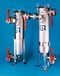 NSF-Rated Giardia Filtration System