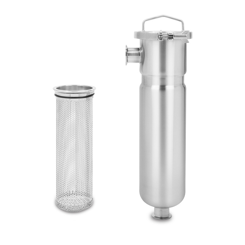 Bag Filter Housing Amp Filter Strainers Rosedale Products Inc