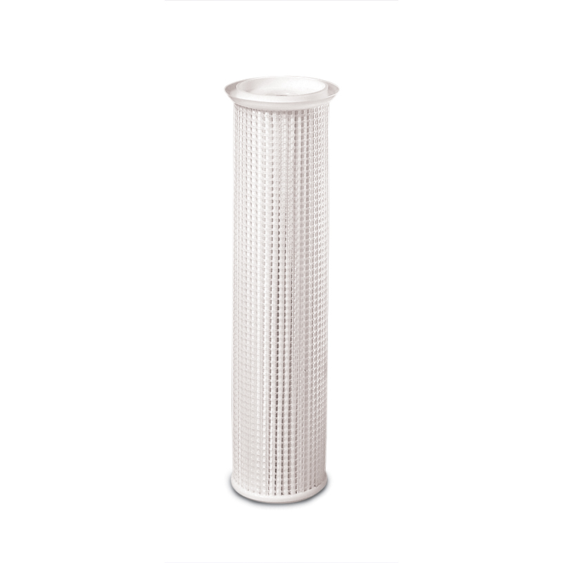 Absolute-rated filter cartridges